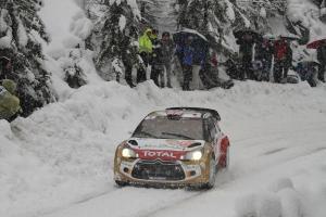 Kris Meeke (GB) Paul Nagle (IRL), Citroen DS3 WRC, Citroen Total Abu Dhabi WRT