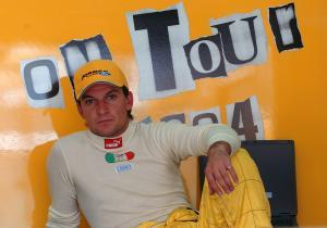 Giorgio Pantano -  Jordan Ford