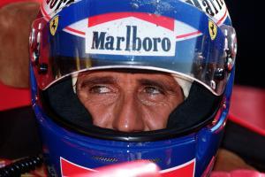 1990 Formula One World Championship.Alain Prost (F), Scuderia Ferrari SpA 641.French Grand Prix, Pau