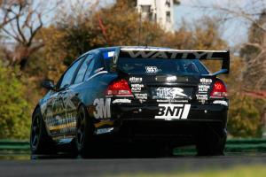 John McIntyre (NZ) Team Kiwi Ford  Just Car Insurance Sandown 500 Rd 9 V8 Supercars Sandown Race