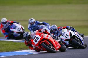 Holland, Coxhell, J Stauffer, Giles, Western QBE Superbike Support Race, Australian MotoGP 2007