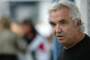 Flavio Briatore (ITA) Renault Team Principal, Brazilian F1, Interlagos, 19th-21st, October, 2007
