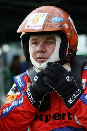 Henning Solberg (NOR), Stobart Ford Focus WRC 07. Rallye Monte Carlo, 24-27th January 2008.