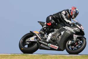 Nakano, Philip Island MotoGP Test 2008