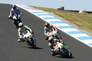Pitt, Brookes, Australia WSS Race 2008