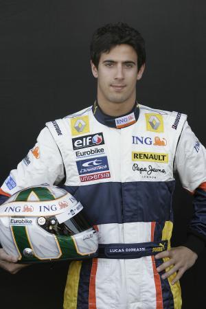 Luca di Grassi (ITA) Renault R28, Australian F1 Grand Prix, Albert Park, Melbourne, 14-16th, March,