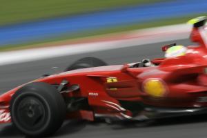 Felipe Massa (BRA) Ferrari F2008, Malaysian F1 Grand Prix, Sepang, Kuala Lumpar, 21st-23rd, March 20