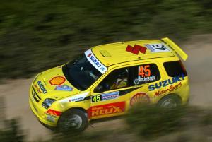 Per-Gunnar Andersson / Jonas Andersson - Suzuki Ignis Super 1600