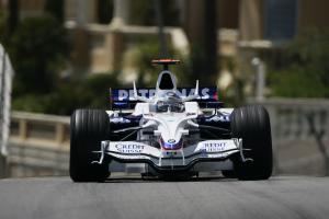 Nick Heidfeld (GER) BMW Sauber.F1.08, Monaco F1 Grand Prix, 22nd-25th, May 2008
