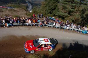 Sebastien Loeb / Daniel Elena -Citroen Xsara WRC, Rally Catalunya