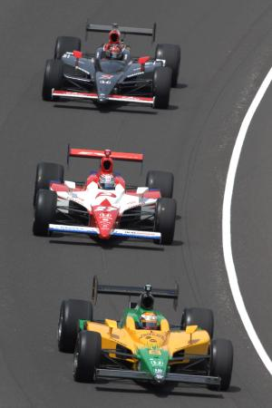 Indy Racing League. 25 May 2008. Indianapolis 500. Indianapolis Motor Speedway. Speedway, Indiana.