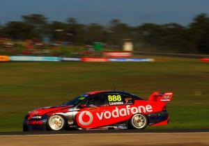 Craig Lowndes, (Aust) Team Vodafone 888  Ford Bigpond 400 rd 4 V8 SupercarsBarbagallo RacewayPerthWA