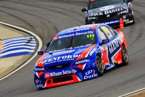 Fabian Coulthard, (NZ) Glenford Tools Ford Bigpond 400 rd 4 V8 SupercarsBarbagallo RacewayPerthWA