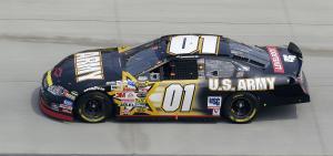 Joe Nemechek, MB2 Motorsports Chevrolet, Dover 2004.
