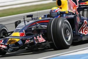 Mark Webber (AUS) Red Bull RB4, German F1 Grand Prix, Hockenheim, 18th-20th, July, 2008