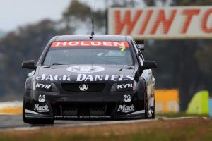 Todd Kelly (aust) Jack Daniels Perkins CommodoreV8 Supercars Rd 8Winton Motor racewayBenalla Vic