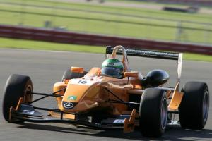 Michael Devaney (IRL) - Ultimate Motorsport Mygale Mercedes