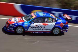Jason Richards, Greg Murphy (NZ) Sprint Gas Tasman Motorsport  Commodore    Supercheap Bathurst