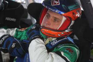 Francois Duval (B) Ford Focus RS WRC 07