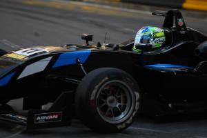 Roberto Streit (BR) Raikkonen Roberston Dallara Mercedes