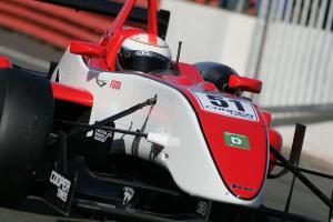 Riki Christodoulou (GBR) - Fortec Motorsport Dallara Mercedes