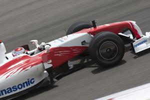 Jarno Trulli (ITA) Toyota TF109, Bahrain F1 Grand Prix, Sakhir, Bahrain, 24-26th, April, 2009