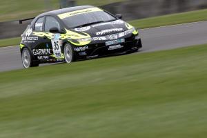 James Thompson (GBR) - Team Dynamics Honda Civic