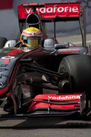 Lewis Hamilton (GBR) McLaren MP4-24, Monaco F1 Grand Prix, 21st-24th, May 2009