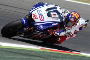 Lorenzo, Catalunya MotoGP 2009