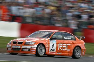 Colin Turkington (GBR) - Team RAC BMW 320si E90