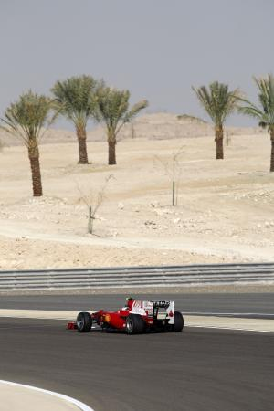 Fernando Alonso (ESP) Scuderia Ferrari F10