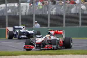 Lewis Hamilton (GBR) McLaren Mercedes MP4-25
