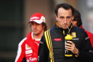 Robert Kubica (POL) Renault R30
