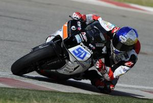 Laverty, Kyalami WSS 2010