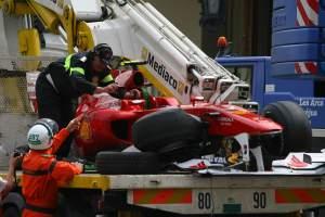 Saturday Practice, Fernando Alonso (ESP), Scuderia Ferrari, F10