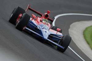 15-21 MAY, 2010, Indianapolis, Indiana, USA #15 GEICO KV Racing Technology's Paul Tracy.