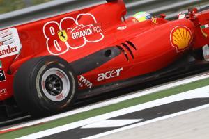 Saturday Practice, Felipe Massa (BRA), Scuderia Ferrari, F10