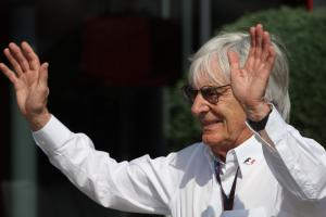 Sunday, Bernie Ecclestone (GBR), President and CEO of Formula One Management