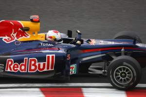 Friday Practice 1, Sebastian Vettel (GER), Red Bull Racing, RB6
