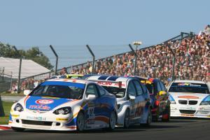 Paul O Neill (GBR) - Sunshine.co.uk with Tech-Speed Motorsport Honda Integra
