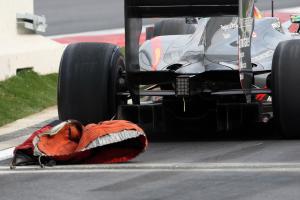 Friday Practice 2, Sakon Yamamoto (JPN), Hispania Racing F1 Team (HRT), F110