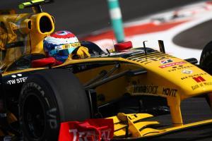 Saturday Practice, Vitaly Petrov (RUS), Renault F1 Team, R30