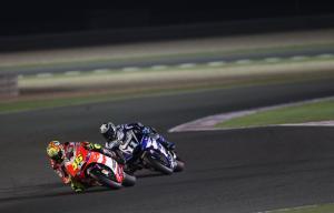 Rossi, Qatar MotoGP 2011