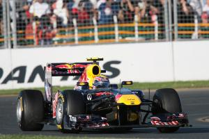27.03.2011- Race, Mark Webber (AUS), Red Bull Racing, RB7