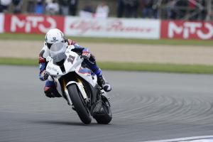 Corser, Donington WSBK Race 1 2011