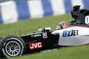 Christijan Albers - Minardi-Cosworth PS05