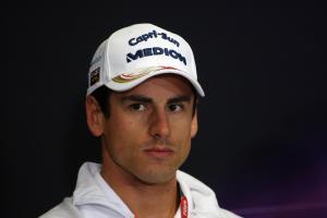 05.05.2011- Press conference, Adrian Sutil (GER), Force India F1 Team, VJM04