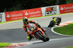 Updated British Superbike championship standings