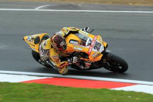 Brookes wins season finale, Byrne takes BSB title as Haslam falls
