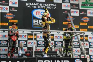 Brookes savours 'wonderful feeling' with BSB runner-up spot